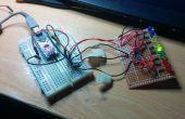 Primeros pasos con el proceso y Arduino (control de registro de cambio de equipo)