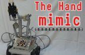 Mano Robot de mímica