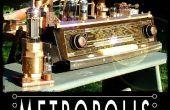 """El almacenamiento de datos de Steampunk """"METROPOLIS I «"""