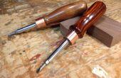 Cómo hacer madera tornillo chofer