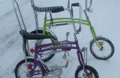 Construir una bicicleta Swing