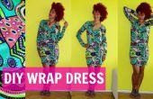 Vestido DIY + coser mangas