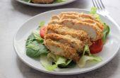 Pollo coco (horno frito)