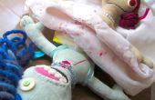 Historia de zombies - Topsy Turvy Doll