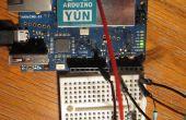 Tener Python hable con el Arduino Yun