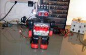 Retro años 80 Master Blaster Robot