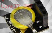 Reloj en tiempo real (RTC) con LinkIt uno