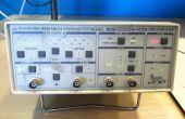 Cómo reparar un preamplificador Stanford Research SR560 bajo ruido con sobrecarga persistente
