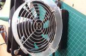 Mini ventilador de PC parte