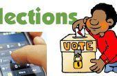 Voto inteligente usando DTMF
