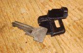 Reparación de una manija llave rota.