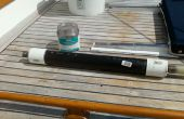 Filtro activado del carbón olor asesino para RV y botes
