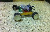 Orugas de Robot construido