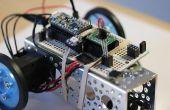 Cómo hacer un Robot de 2 ruedas, controlado por infrarrojos, compatible con Arduino
