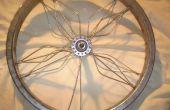 Cómo hacer arte de rueda de la bici