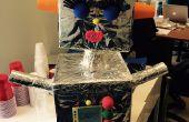 Robot de cartón DIY
