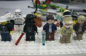 Como hacer un Lego / Star Wars Stop Motion animación