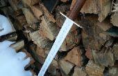 Cómo hacer una espada: una guía completa de