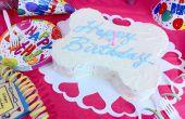 Hacer un pastel de eterno