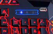Cómo hacer un puerto USB para teclado / IDEA útil!