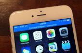 """Cómo configurar Personal Hotspot (""""Tethering"""") con el iPhone 6 (iOS 9.0.2)"""