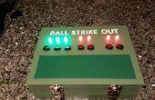 Juguete de marcador LED de béisbol de los niños