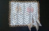 Alambre y organizador del Crochet del hilo de rosca