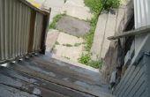 Cómo pasar tiempo en su porche o stoop (Boston)