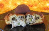 Deep Fried queso Philly Steak bolas