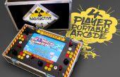 Máquina de Arcade Portable reproductor de 4