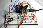 Cómo hacer un dado electrónico usando ARDUINO