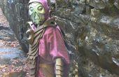 Dragón de skyrim sacerdote traje construir