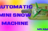 Mini nieve automática para sus películas