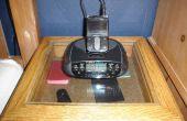 Reproductor de MP3 Dock altavoces cargador/despertador