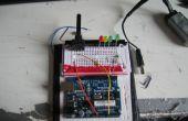 Leds de control Arduino con un medidor de olla