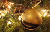 Hacer un animatronics ornamento del árbol de pac man
