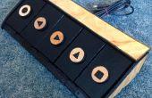 Pedalera DIY USB para bucle directo
