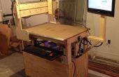 Máquina CNC de frambuesa Pi