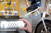 10 Hacks de la vida con el PVC #4