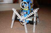 Klokwerx - un mecanismo seis patas/lego autómata