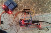 Sistema domótico Arduino
