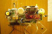 Reloj de Cyberpunk