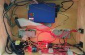 Web base, frambuesa pi controlada, caja de control de red de relé de 2 canales.