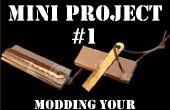 Mini proyecto #1: Modding su iniciador de fuego magnesio