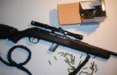 Arma de.22 bugout Stevens modelo 62
