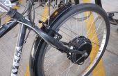 Controlador de Motor DC para la bicicleta eléctrica
