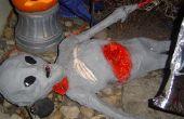 Alien muerto - prop Halloween