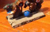 Cómo pintura Warhammer:mortar