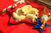 Kipferl vainilla ~ galletas tradicionales de Navidad