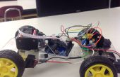 IOS de Bluetooth del coche de RC DIY